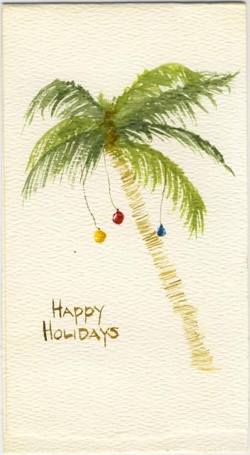 Joan S Handmade Christmas Cards
